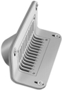 - Scupper Drain with 45° Outlet and Flush-Set Grate
