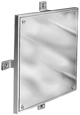 - Square Access Frame and Cover