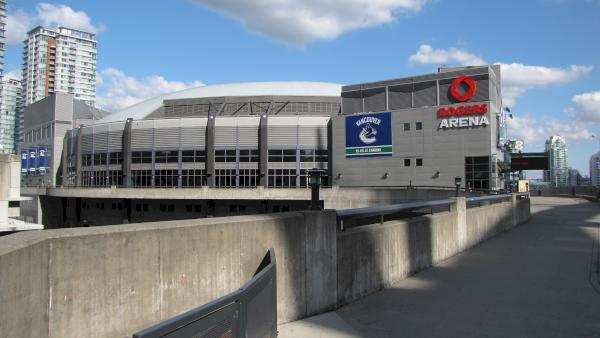 Rogers Arena – Vancouver, BC